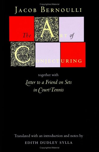 9780801882357: The Art of Conjecturing: Together With Letter to a Friend on Sets in Court Tennis