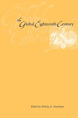 9780801882692: The Global Eighteenth Century