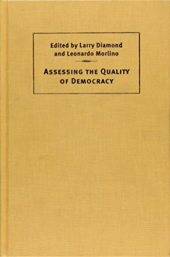 9780801882869: Assessing the Quality of Democracy (A Journal of Democracy Book)