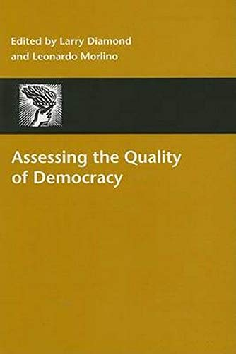 9780801882876: Assessing the Quality of Democracy (A Journal of Democracy Book)