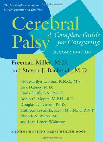 9780801883552: Cerebral Palsy: A Complete Guide for Caregiving (A Johns Hopkins Press Health Book)