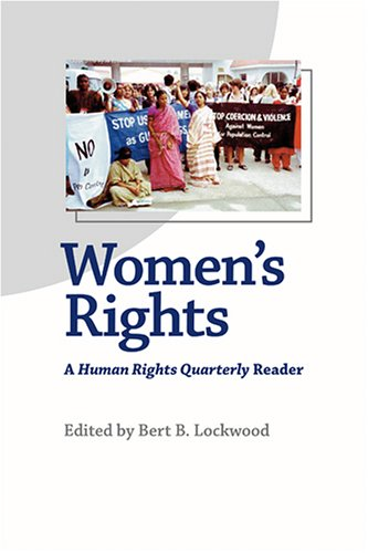 9780801883736: Women's Rights: A Human Rights Quarterly Reader