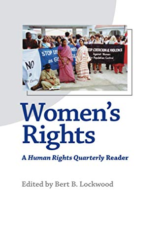 9780801883743: Women's Rights: A Human Rights Quarterly Reader