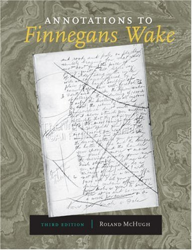 9780801883811: Annotations to Finnegans Wake 3e