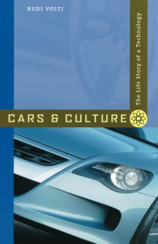 9780801883996: Cars and Culture: The Life Story of a Technology