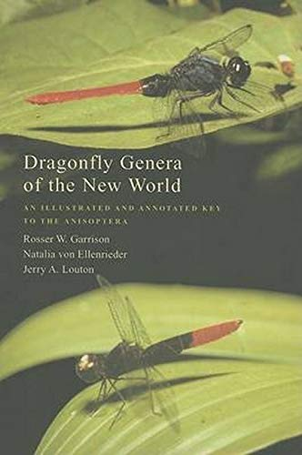 9780801884467: Dragonfly Genera of the New World: An Illustrated and Annotated Key to the Anisoptera