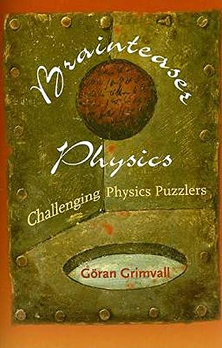 9780801885129: Brainteaser Physics: Challenging Physics Puzzlers