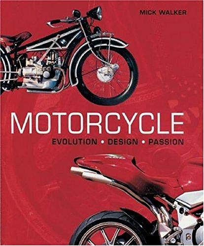 9780801885303: Motorcycle: Evolution, Design, Passion