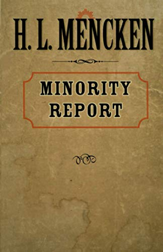 9780801885334: Minority Report (Maryland Paperback Bookshelf)