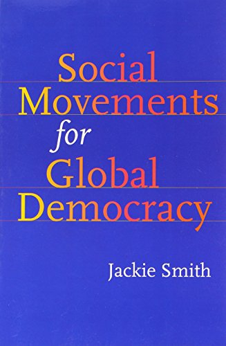 9780801887444: Social Movements For Global Democracy