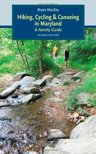 9780801887673: Hiking, Cycling, and Canoeing in Maryland: A Family Guide