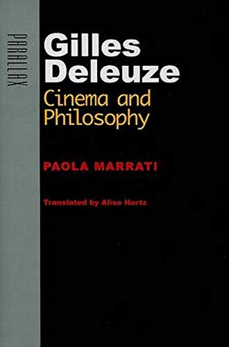 9780801888021: Gilles Deleuze: Cinema and Philosophy (Parallax: Re-visions of Culture and Society)