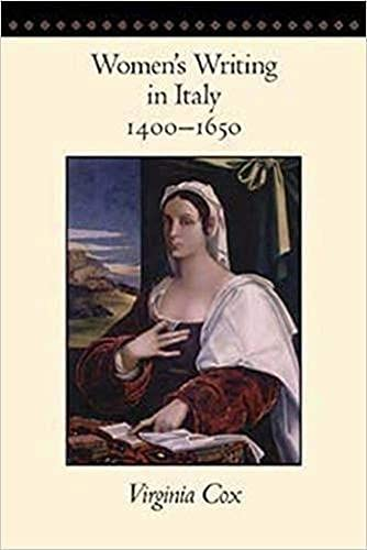 9780801888199: Women's Writing in Italy, 1400–1650