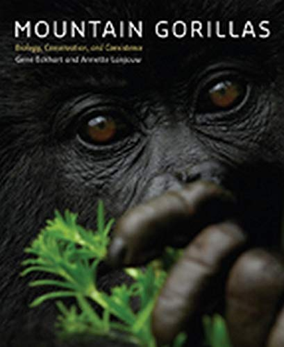 9780801890116: Mountain Gorillas: Biology, Conservation, and Coexistence