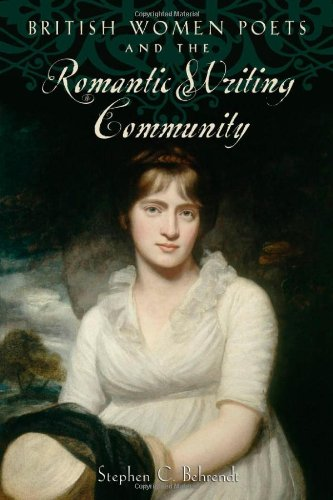 9780801890543: British Women Poets and the Romantic Writing Community