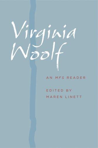 9780801891175: Virginia Woolf: An MFS Reader