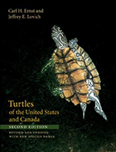 9780801891212: Turtles of the United States and Canada 2e