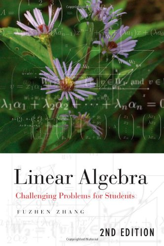 9780801891267: Linear Algebra: Challenging Problems for Students (Johns Hopkins Studies in the Mathematical Sciences)