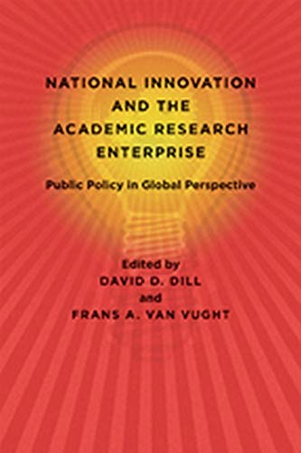 9780801893742: National Innovation and the Academic Research Enterprise: Public Policy in Global Perspective