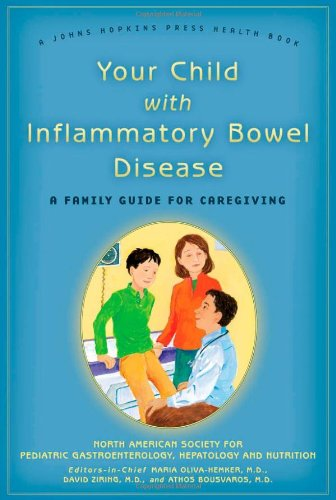 9780801895555: Your Child with Inflammatory Bowel Disease: A Family Guide for Caregiving (A Johns Hopkins Press Health Book)