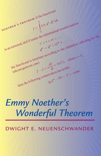 9780801896941: Emmy Noether's Wonderful Theorem