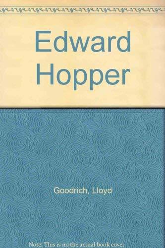 9780801901874: Edward Hopper
