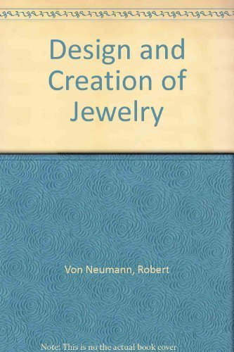 9780801904356: Design and Creation of Jewelry
