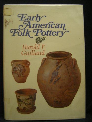 9780801954368: Early American folk pottery