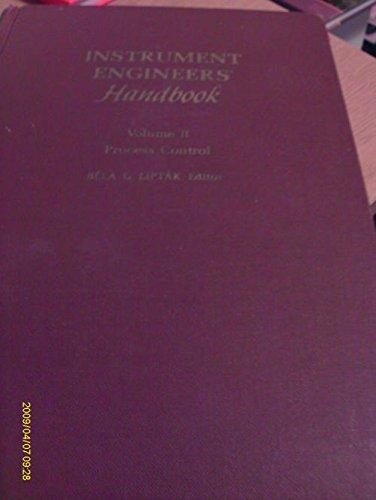 9780801955198: Instrument Engineers' Handbook: Process Control