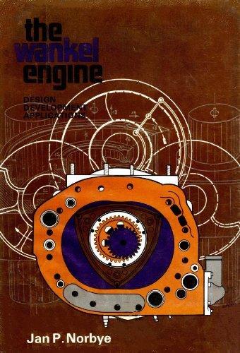 9780801955914: Title: The Wankel engine design development applications