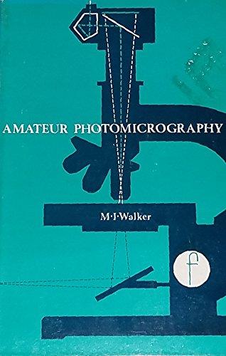 Amateur Photomicrography: Walker, Michael Ivan