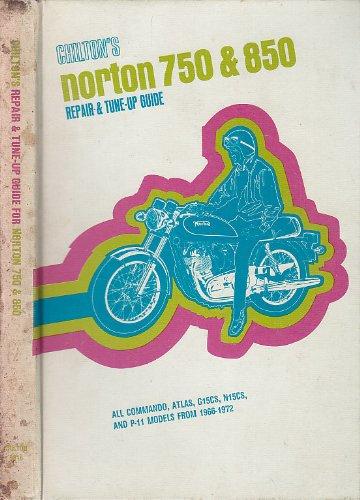 Chilton's New Repair and Tune-Up Guide: Norton 750 & 850: Chilton Automotive Books