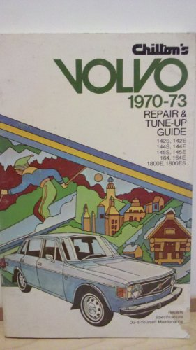 9780801958502: Chilton's repair and tune-up guide: Volvo 2