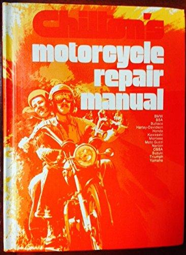 9780801958762 chilton s motorcycle repair manual abebooks rh abebooks com chilton's motorcycle repair manual 1981 Engine Rebuilds Chilton Manuals