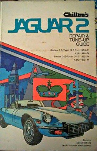 9780801959974: Repair and Tune-up Guide for Jaguar: v. 2
