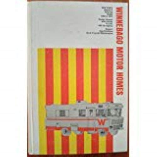 9780801960147: Repair and Tune-up Guide for Dodge-Winnebago Motor Homes: Chassis with 318 V8, 413 V8, 440 V8 Engines