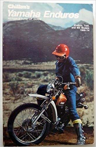 9780801960857: Repair and Tune-up Guide for Yamaha Enduros 1968-74: Enduro, Trial and MX Models