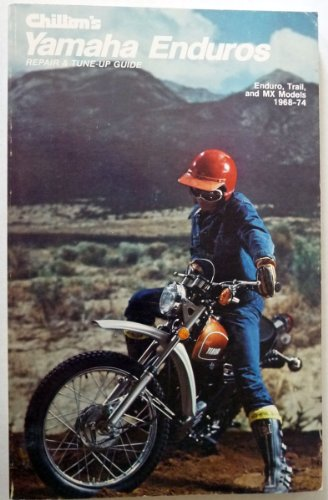 9780801960864: Repair and Tune-up Guide for Yamaha Enduros 1968-74: Enduro, Trial and MX Models