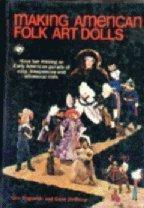9780801961236: Making American Folk Art Dolls
