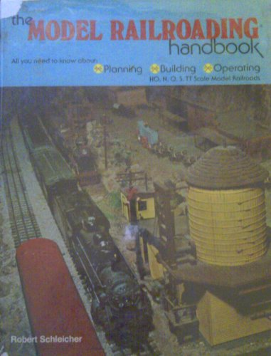 9780801961670: Model Railroading Handbook