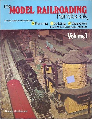 9780801961687: The Model Railroading Handbook, Vol. 1