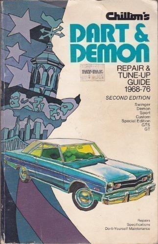 9780801963247: Chilton's Repair and Tune-Up Guide, Dart Demon 1968-76