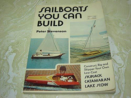 9780801964497: Sailboats you can build