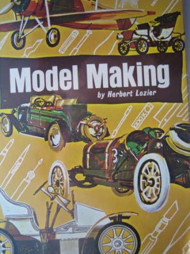9780801965623: Model Making (Chilton's creative crafts series)