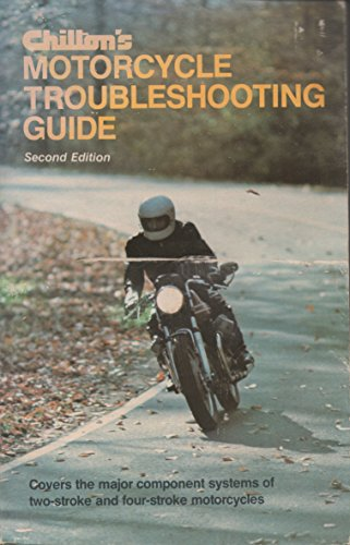 9780801965869: Chilton's motorcycle troubleshooting guide