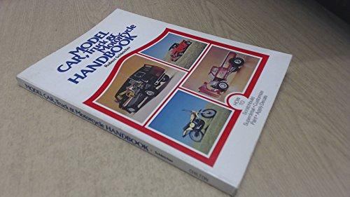 9780801966279: Model Car, Truck and Motorcycle Handbook