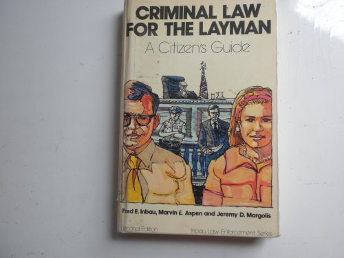 9780801966491: Criminal Law for the Layman