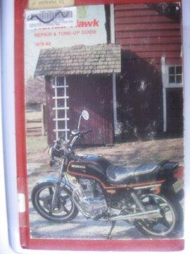 Chilton's Honda Hawk Repair and Tune-Up Guide,: Chilton Book Company