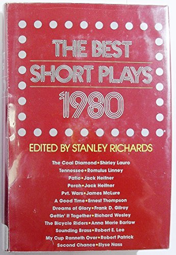 9780801968846: The Best Short Plays, 1980