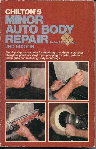 9780801969409: Chilton's Minor Auto Body Repair